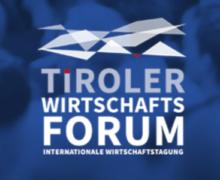 Tiroler Wirtschaftsforum